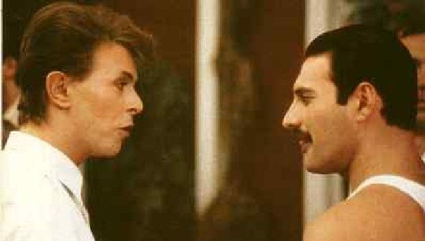 duetto david bowie freddy mercury