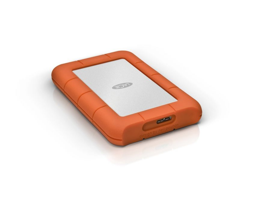 LaCie 301555 500GB Rugged Mini
