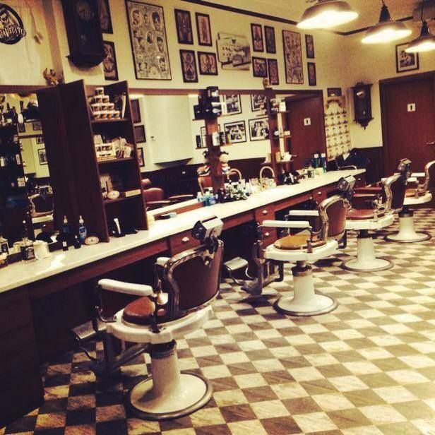 hiro barber shop milano