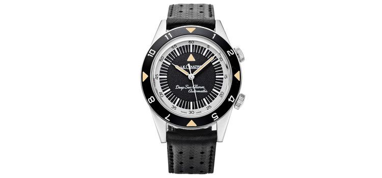 jaeger lecoultre memovox tribute to deep sea