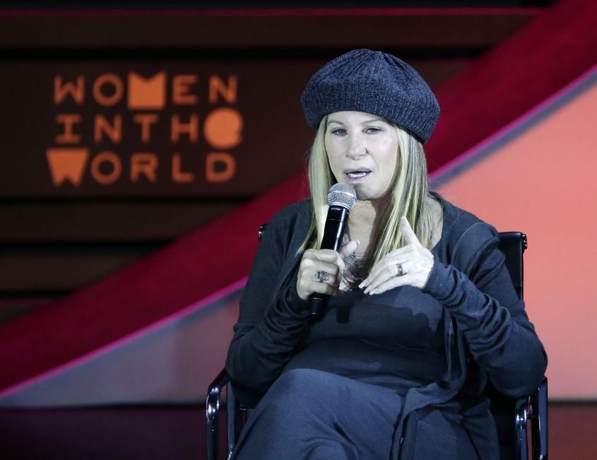 Sixth Annual Women in the World Summit