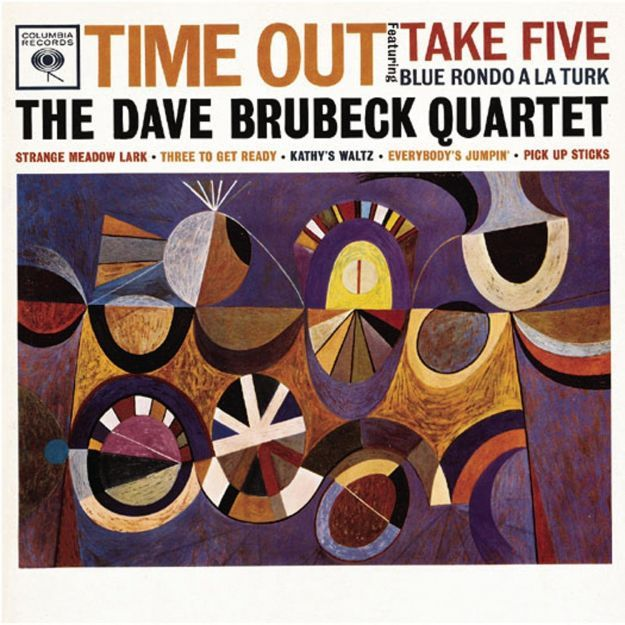 migliori album jazz qnm time out dave brubeck
