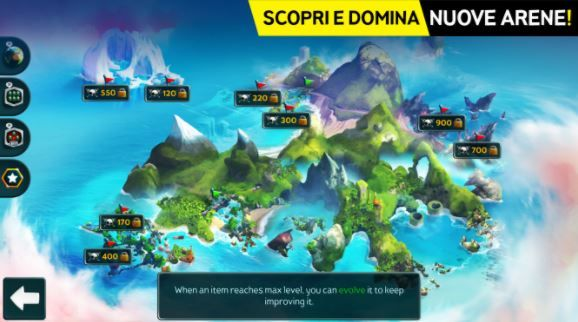 giochi android 2017 battle bay