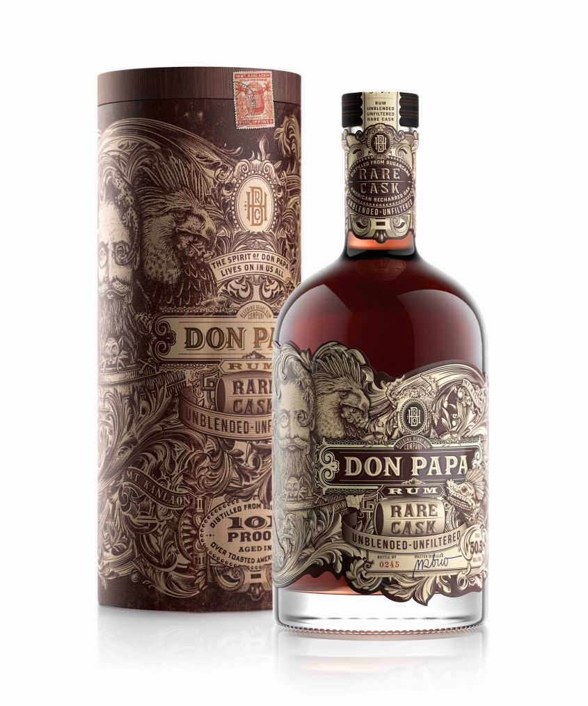 rum don papa limited edition