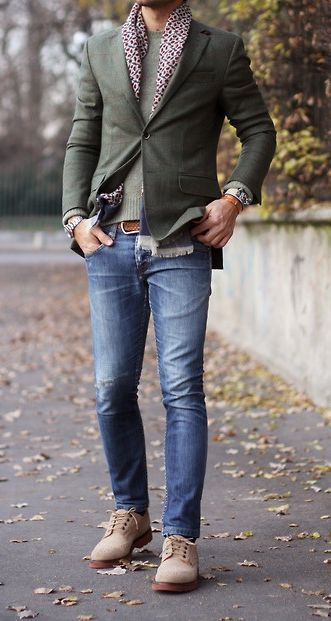 stringate scamosciate beige jeans straight