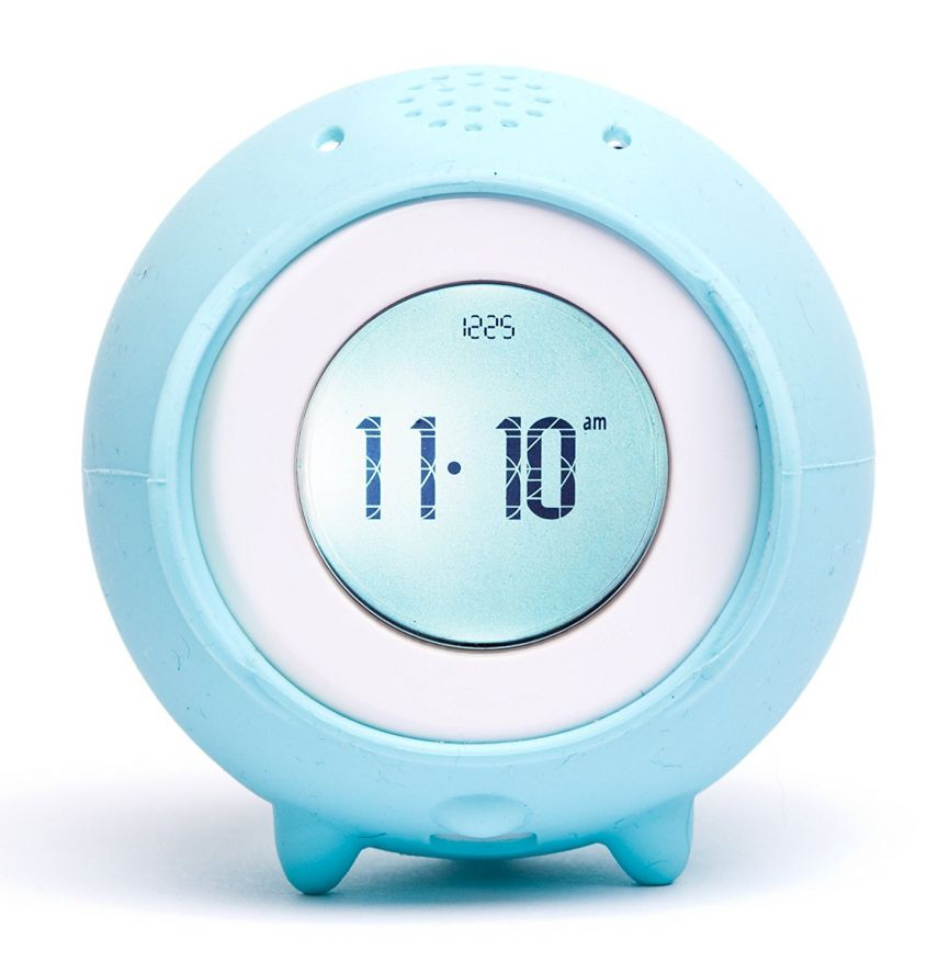 Tocky Runaway Alarm Clock with Mp3 – Aqua