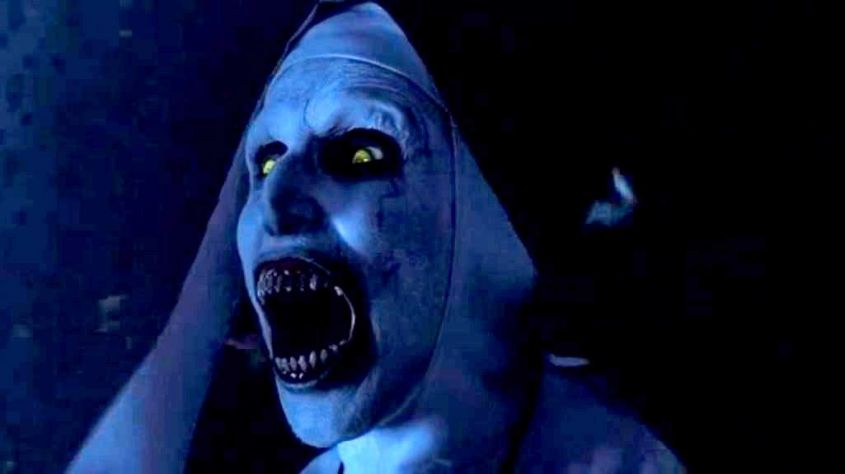 the nun film horror da vedere