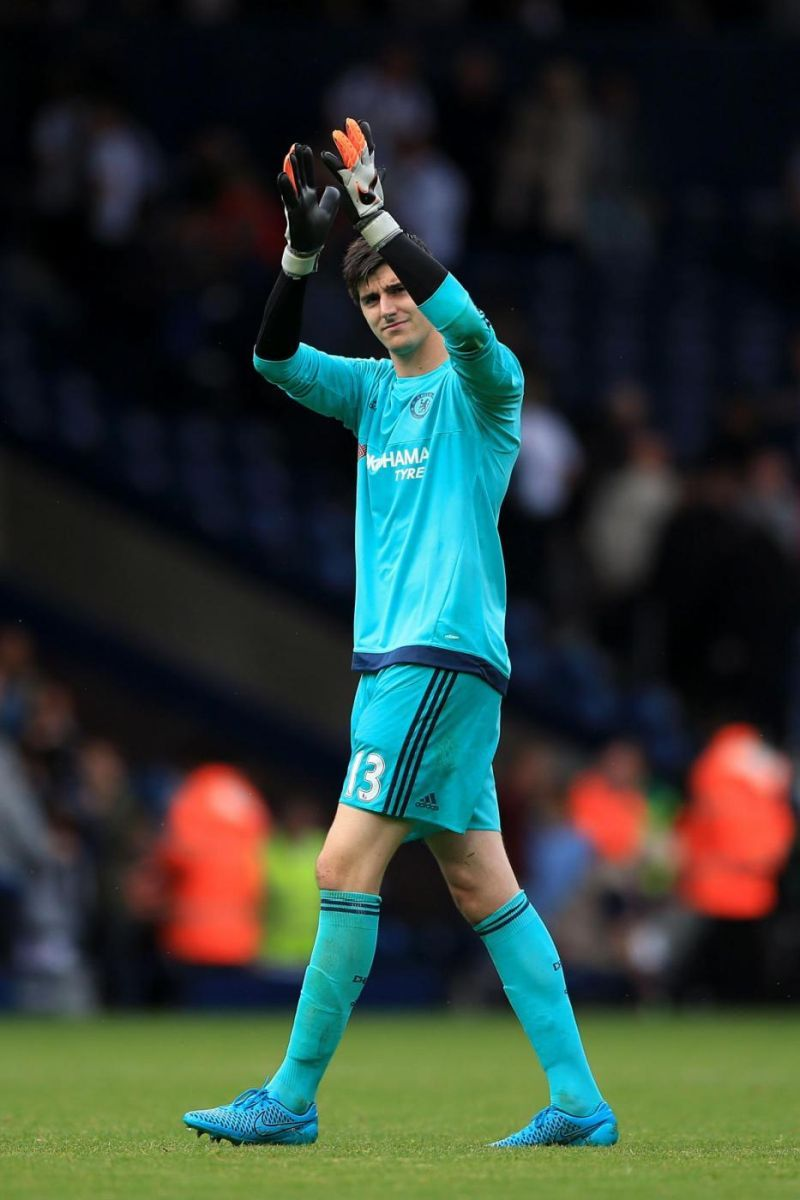 Thibaut Courtois File Photo