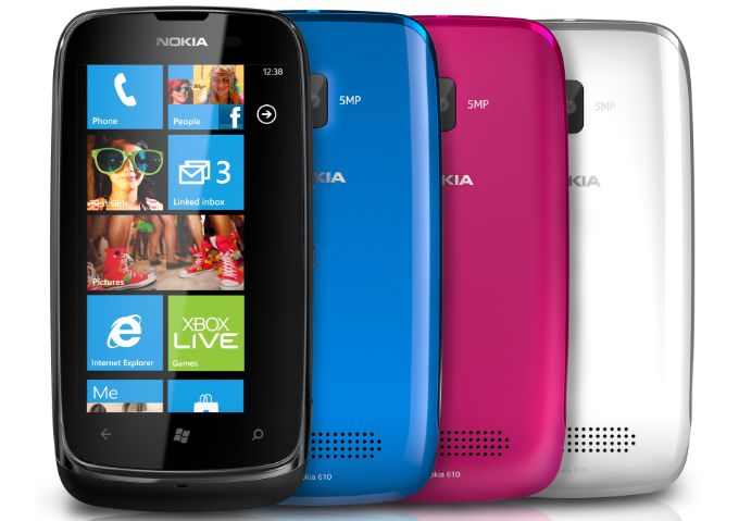 Nokia Lumia 610, uscito il nuovo Windows Phone