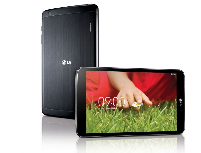 LG G Pad 8.3: il tablet Android per Natale 2013 [VIDEO]
