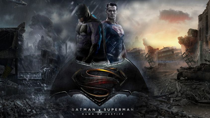 Batman v Superman: Dawn of Justice, trailer italiano