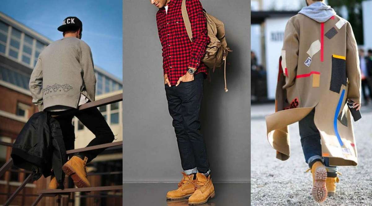 Look con Timberland