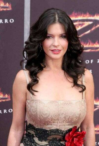 Catherine Zeta-Jones, primi red carpet