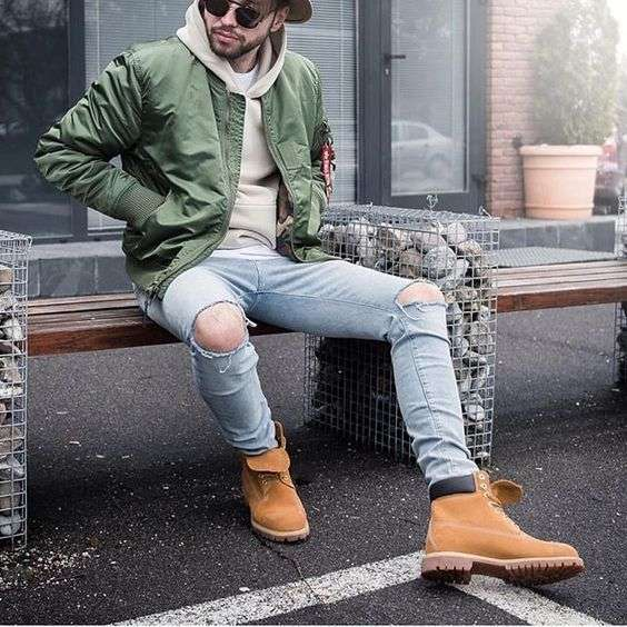 Outfit Timberland uomo (Foto 1332)   QNM