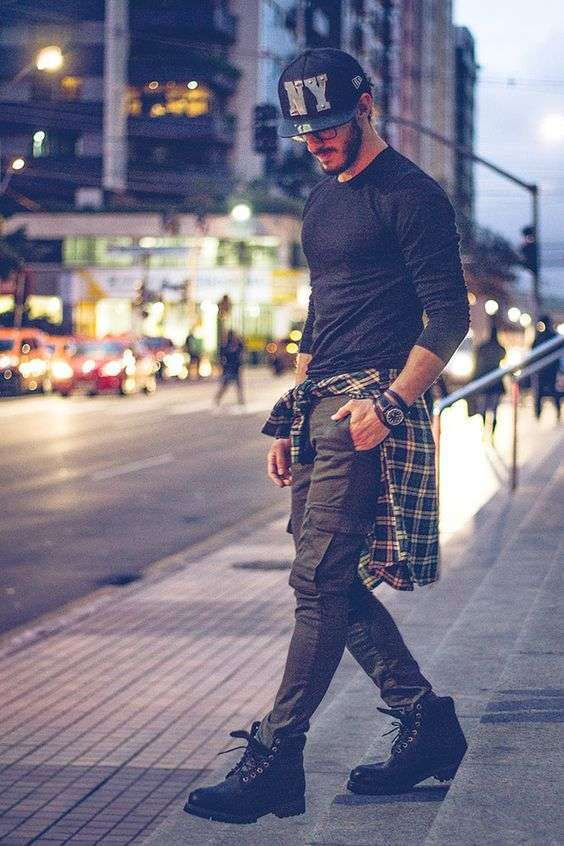 Outfit Timberland uomo (Foto 3132)   QNM