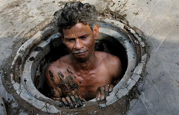 Indian-Sewer