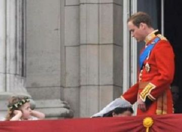Will e Kate a Sucate