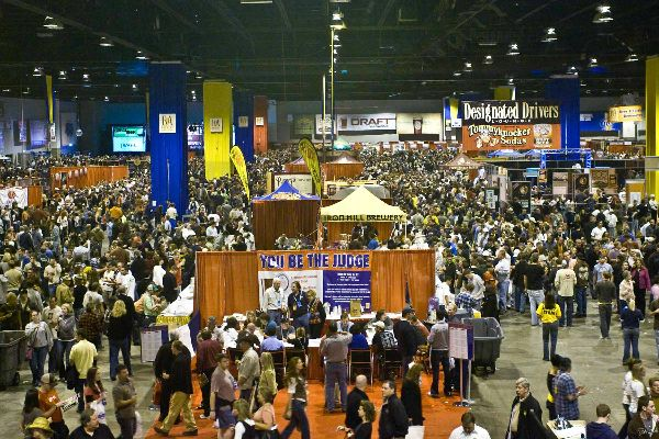 The Great American Beer Festival Denver Colorado