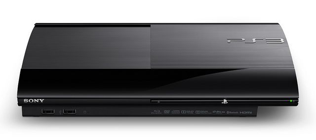sony ps3 superslim