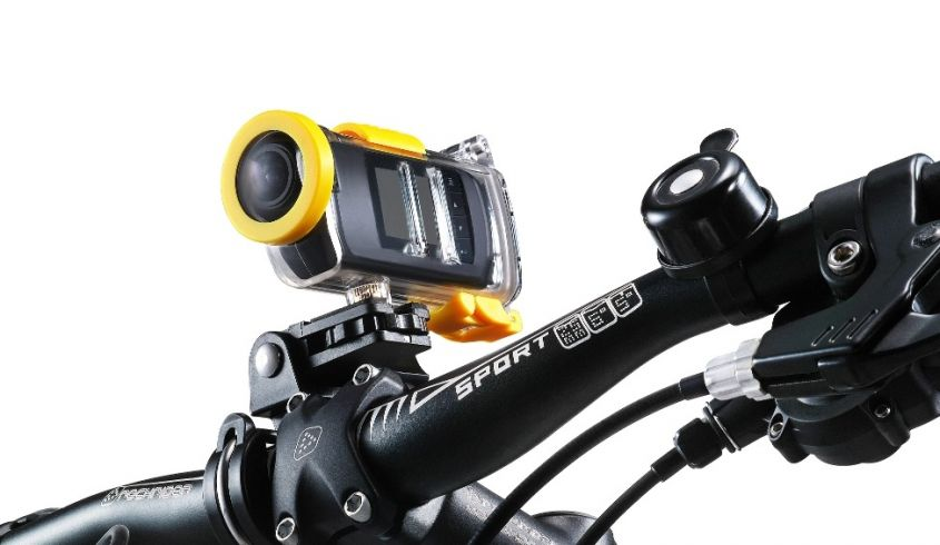Braun Six Zero action cam