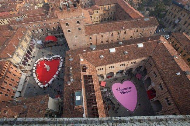 Verona in love a San Valentino