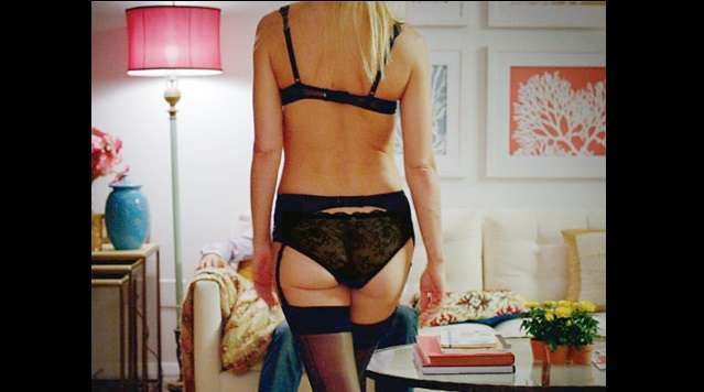 Gwyneth Paltrow lato B in intimo