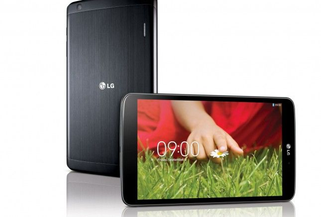 LG G Pad 8.3 Android