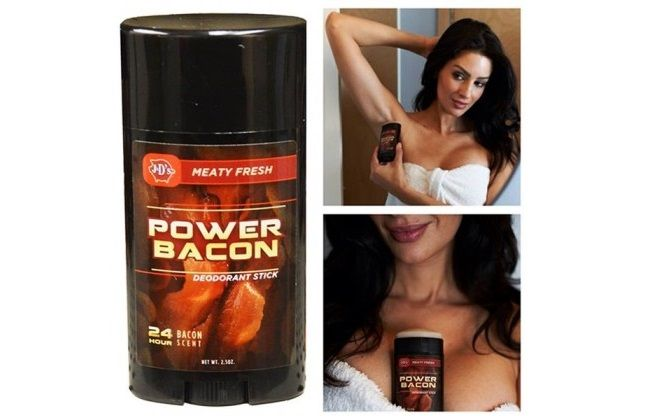 Power Bacon per donna
