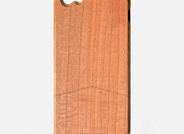 Cover legno per iPhone 5s