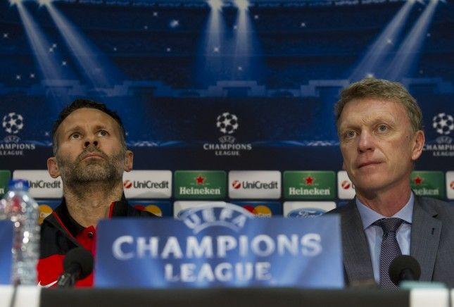 Manchester United in conferenza - Uefa Champions League