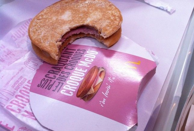 The Croque McDo