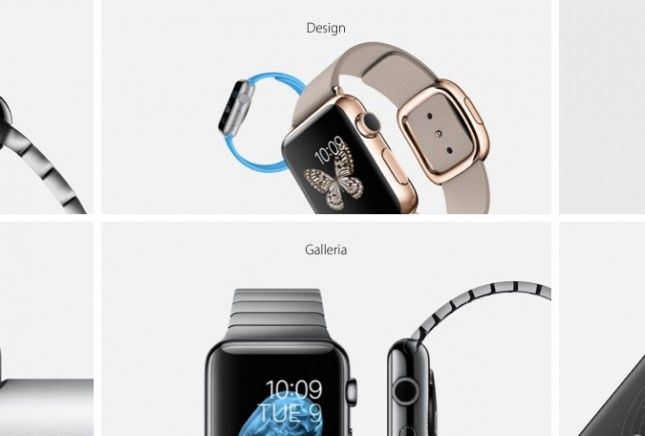 Apple Watch collezione
