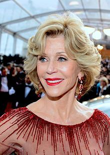 Jane Fonda a Cannes 2014