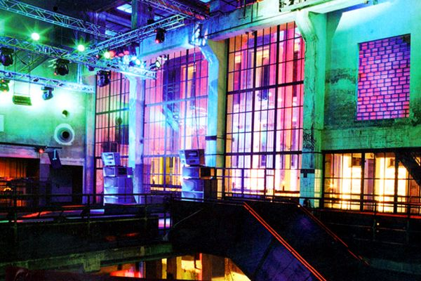 Berghain Panorama Bar, Berlino