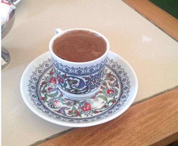 Turkish Coffee, Turkey