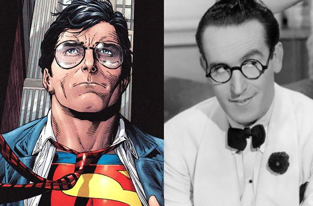 Superman - Harold Lloyd