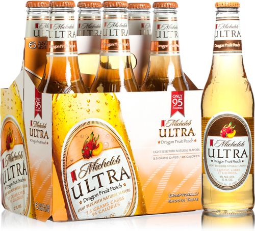 Michelob - Ultra Dragon Fruit Peach