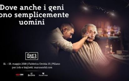 Man's World Milano 2018: l'evento dedicato all'uomo