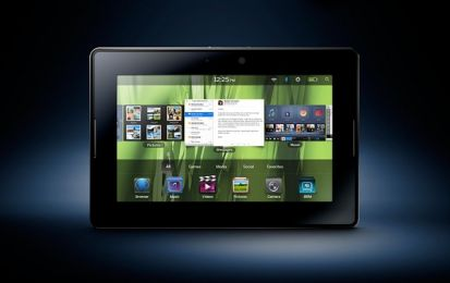 BlackBerry 4G PlayBook: tablet elegante e super veloce