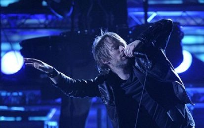 Radiohead: The King of Limbs in streaming gratuito