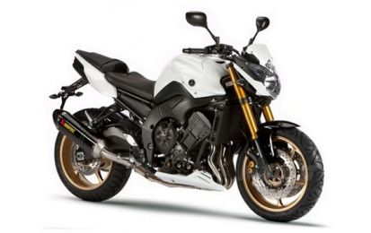 Yamaha FZ8 Model Year 2011