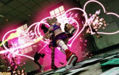 Lollipop Chainsaw: cheerleader, zombie e gonne corte