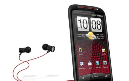 HTC Sensation XE: smartphone Android con Beats Audio