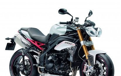 Triumph Speed Triple R 2012 all'EICMA