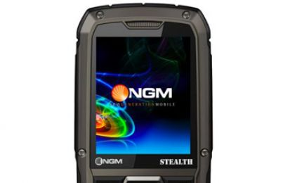 NGM Stealth: cellulare dual SIM ultraresistente