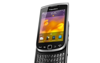 BlackBerry Torch 9810: elegante e professionale