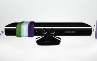 Kinect: Play Fit in arrivo su XBox360?