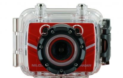 Nilox Foolish Ducati, l'action cam alla World Ducati Week