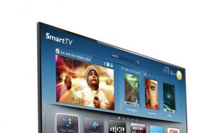 Philips Smart TV 32PFL6067H/12 con Skype e apps direttamente sulla TV