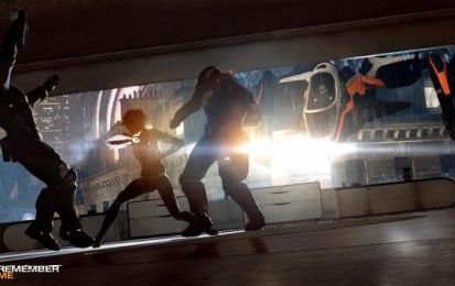 Remember me, azione e cyber-punk per PC, PS3 e Xbox 360